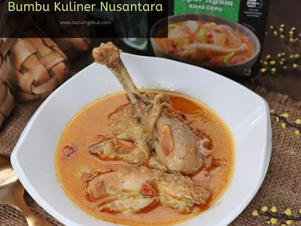 Opor Ayam Khas Cepu dengan Bango Bumbu Kuliner Nusantara
