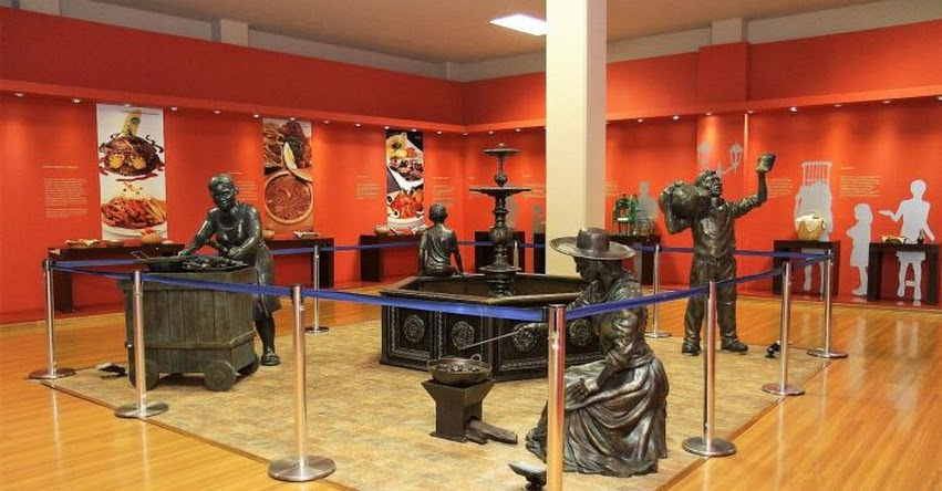 Lista de Museos que atenderán durante el feriado largo por Semana Santa - www.cultura.gob.pe