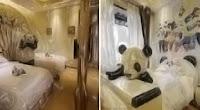 Panda Hotel, Emeishan, China