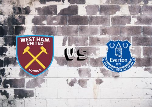 West Ham United vs Everton  Resumen y Partido Completo