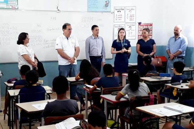 Mobilização: Caravana do Ideb chega a Guajará-Mirim