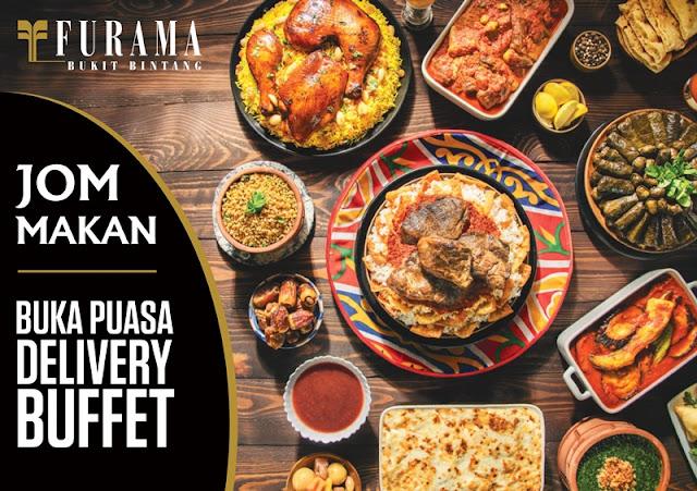 Furama Ramadan Set 2021 JomMakan Delivery