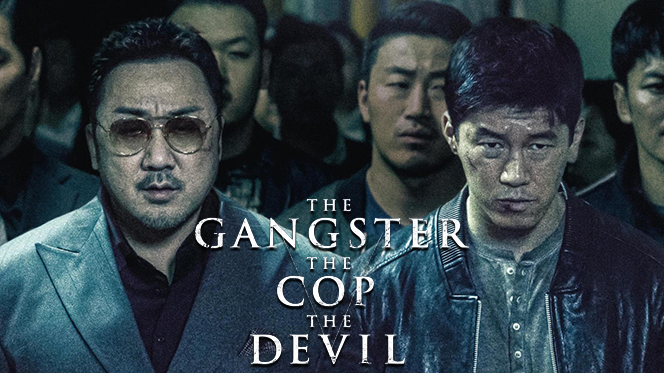The Gangster, the Cop, the Devil (2019) BRRip 720p Latino