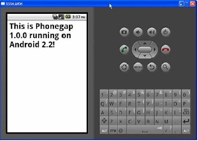 cara membuat aplikasi dengan phonegap