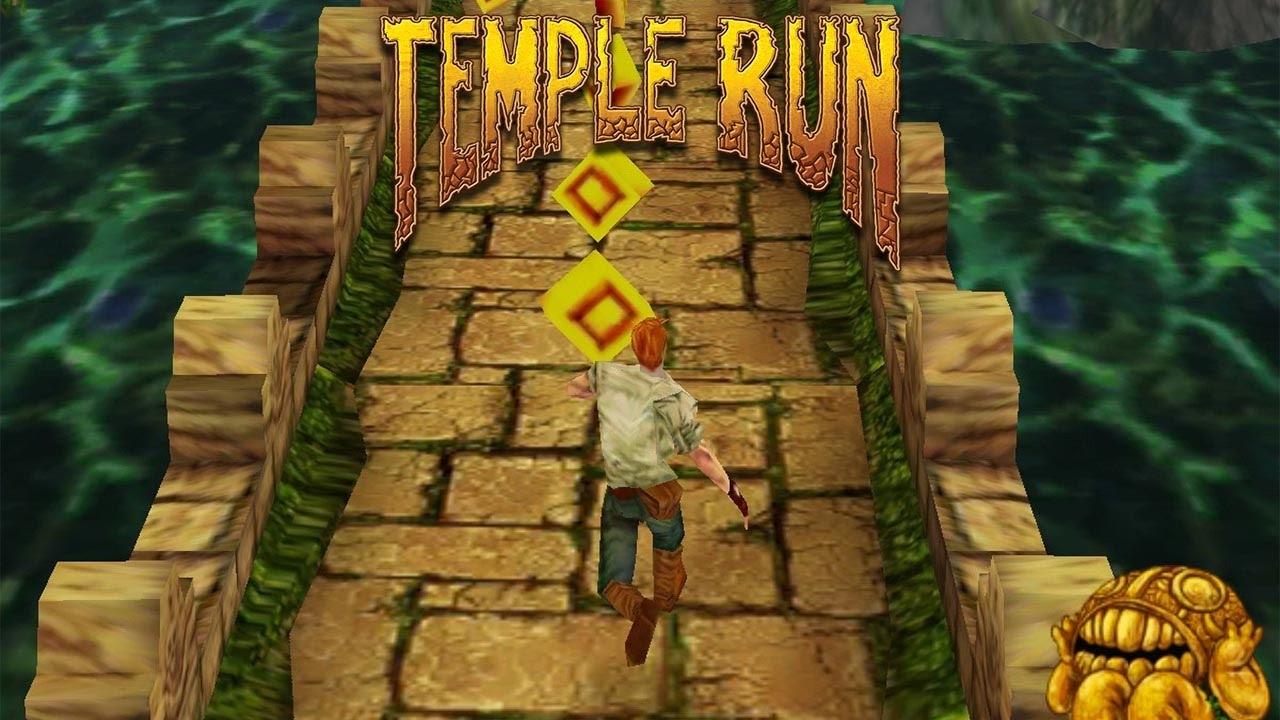 تحميل لعبة Temple Run