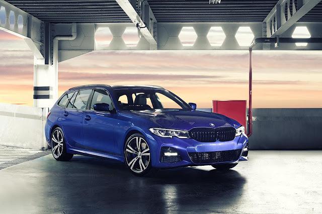 BMW Seri 3 Touring