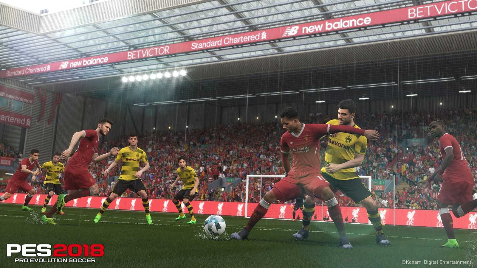 pro evolution soccer 2018 free download pc game full version