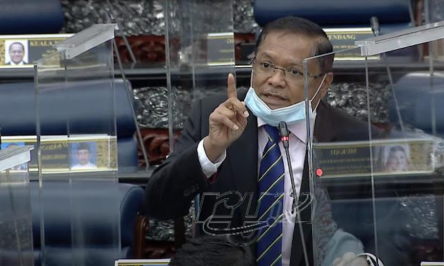 Silap kira, saya tiada niat tipu Dewan Rakyat - Shahbudin Yahya