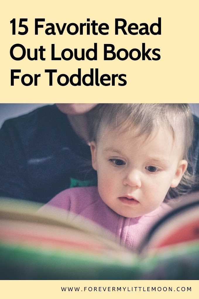 Our 15 Favorite Read Out Loud Books For Toddlers
