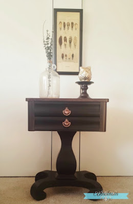 http://www.anastasiavintage.com/2015/10/elegant-empire-table-makeover-furniture.html