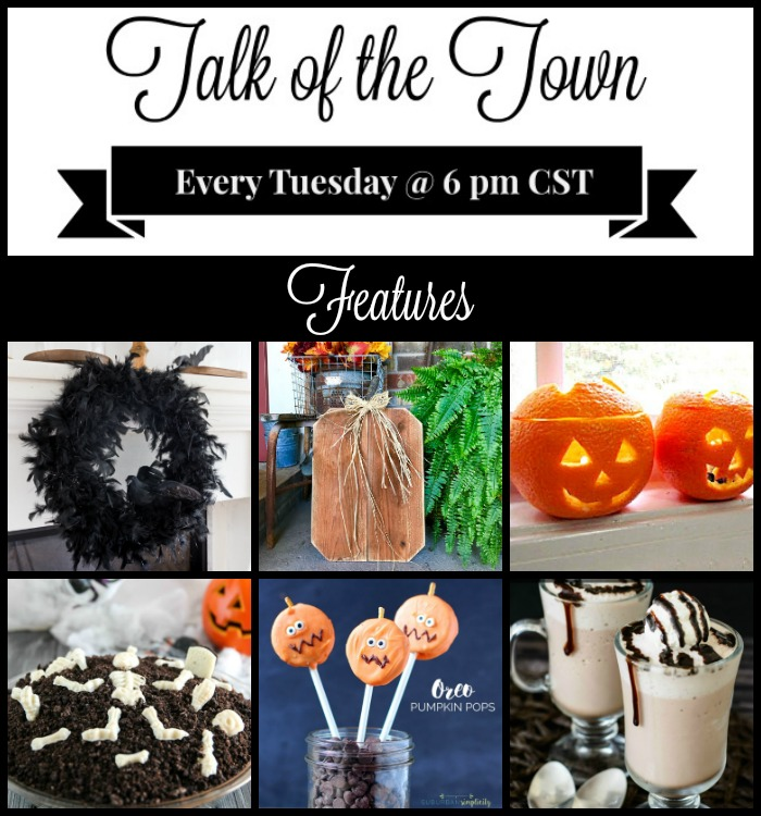 Talk Of The Town Party 145 Features