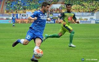 Persib Bandung Taklukkan Bhayangkara FC 2-1