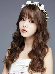 Cài tóc cô dâu cho 3 kiểu tóc phong cách Hàn Quốc