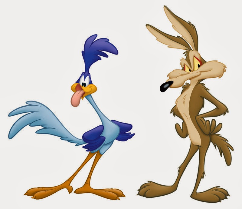 Wile E  Coyote and The Road Runner - Sinhala Cartoons World
