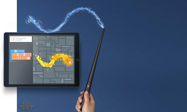 Empresa de tecnologia lançará kit para ensinar linguagem de códigos aos fãs de 'Harry Potter' | Ordem da Fênix Brasileira