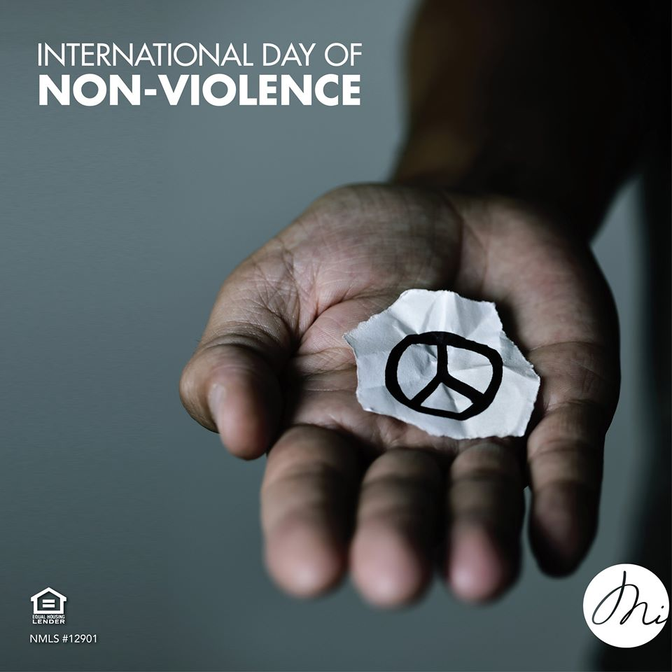 International Day of Non-Violence Wishes Awesome Images, Pictures, Photos, Wallpapers