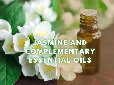 Jasmine and Complementary Essential Oils