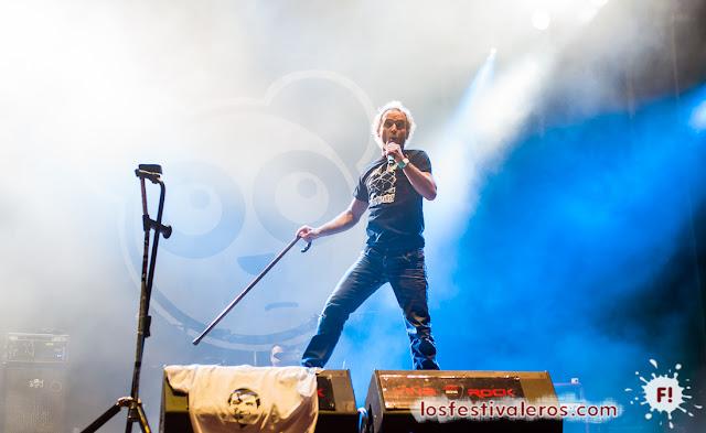 ViñaRock, 2016, Festival, Lendakaris Muertos, concierto, música