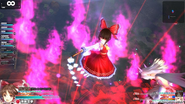 Download Download Game Magical Battle Arena NEXT – Magical Girls Side – PC Games