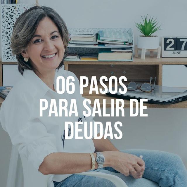[BLOG POST] 06 PASOS PARA SALIR DE DEUDAS