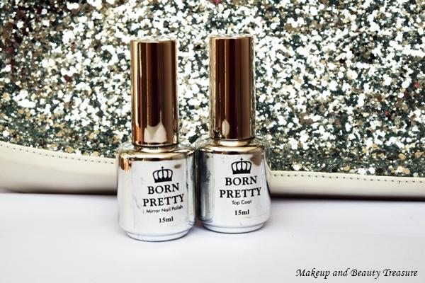 Makeup And Beauty Treasure Born Pretty Store Mirror Nail