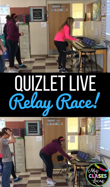 Quick Tip: Quizlet Live Relay Race