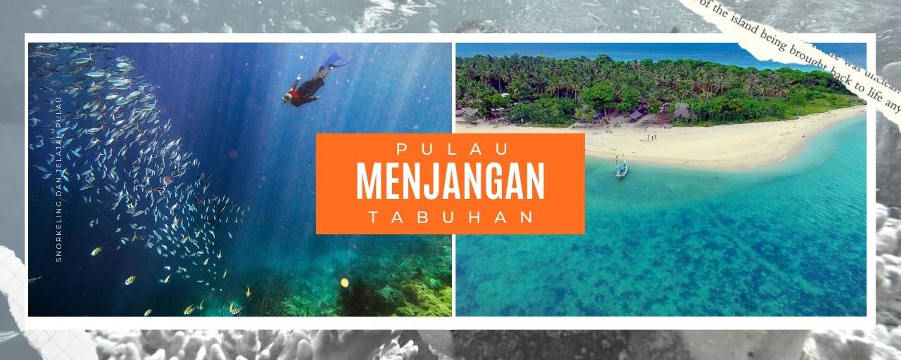 private trip pulau Menjangan Bali Barat dan Pulau Tabuhan Banyuwangi