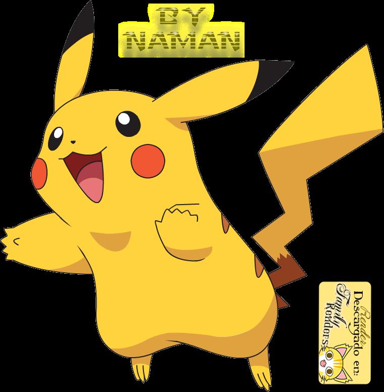 PNG-Pikachu