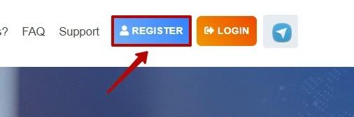 Регистрация в Lucrative-Shares