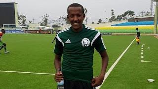 الاثيوبي تيسيما لادارة لقاء الجزائر كوت ديفوار