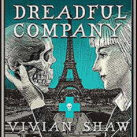 Audiobook cover for Dreadful Company