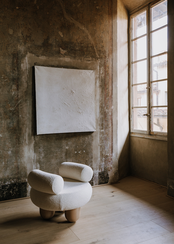 Pietro Franceschini furniture collection Olympus