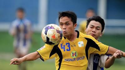 Syaifullah Nazar Akan Perkuat Martapura FC Pada Liga 2 2019