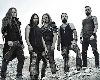 Photo des membres d'Equilibrium