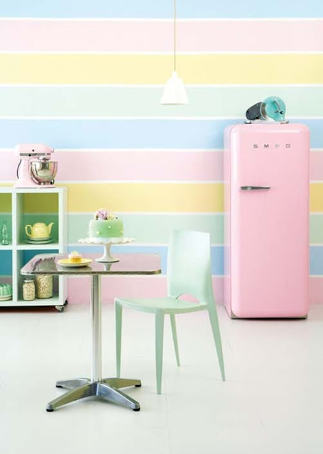 Decorate Your Home In Pastel 1