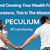 Peculium - a promise for a better savings platform