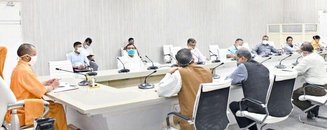 मुख्यमंत्री योगी ने अनलाॅक व्यवस्था की समीक्षा की                                                                                                                                                            संवाददाता, Journalist Anil Prabhakar.                                                                                               www.upviral24.in
