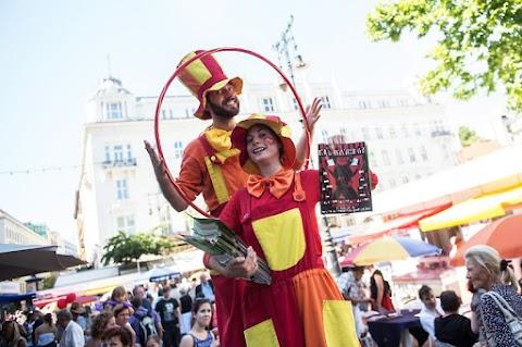 Csütörtökön kezdődik a Margó Fesztivál