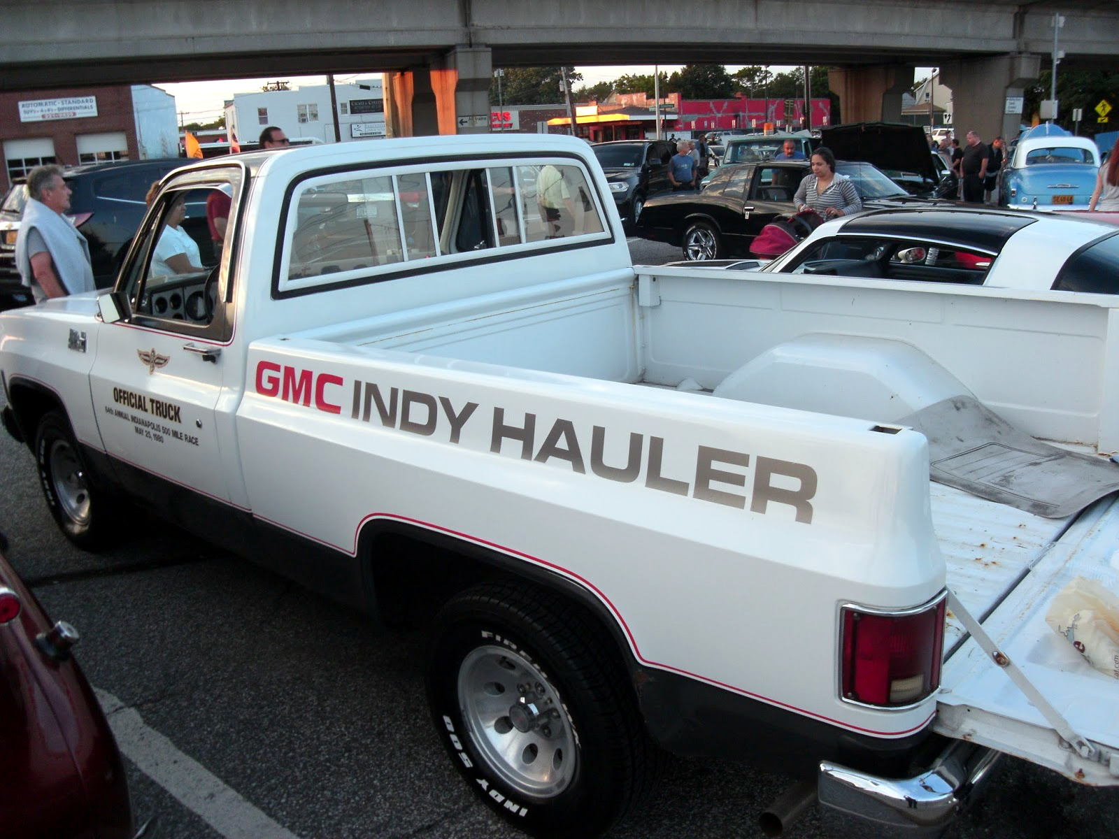 Just A Car Guy 1980 GMC Indy Hauler truck