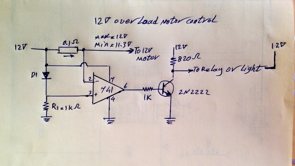 Over Voltage Protection For Logic Circuit Diagram Electronic Circuit