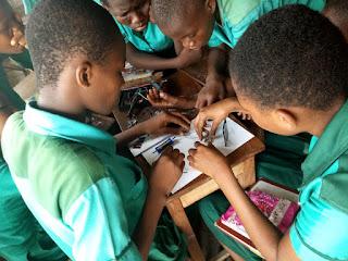 Science Kits from Dext Technology #Ghana