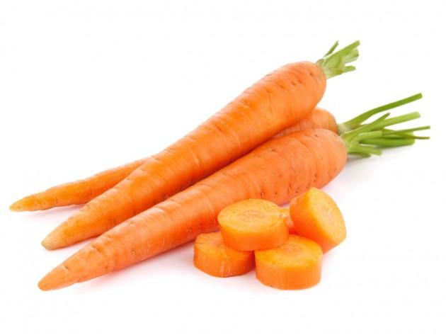 receita caseira com cenoura