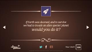 a curious question