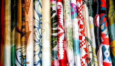 Jenis Kain Tekstil Terbaik untuk Print Kain