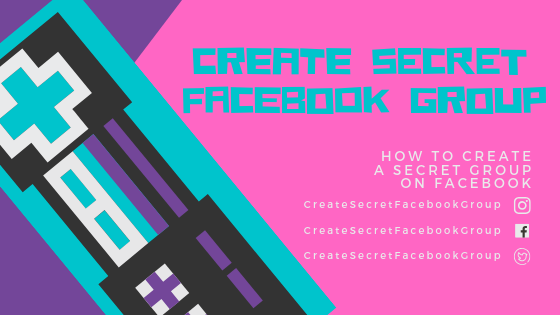 How To Create A Private Facebook Group<br/>
