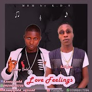 DOWNLOAD MP3: Kenny Gold Ft. Kallyfire - Love Feelings