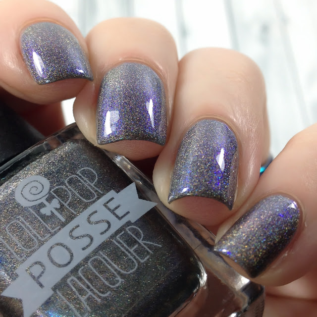 Lollipop Posse Lacquer-Run in the Shadows