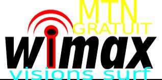 internet gratuit avec la cle wimax