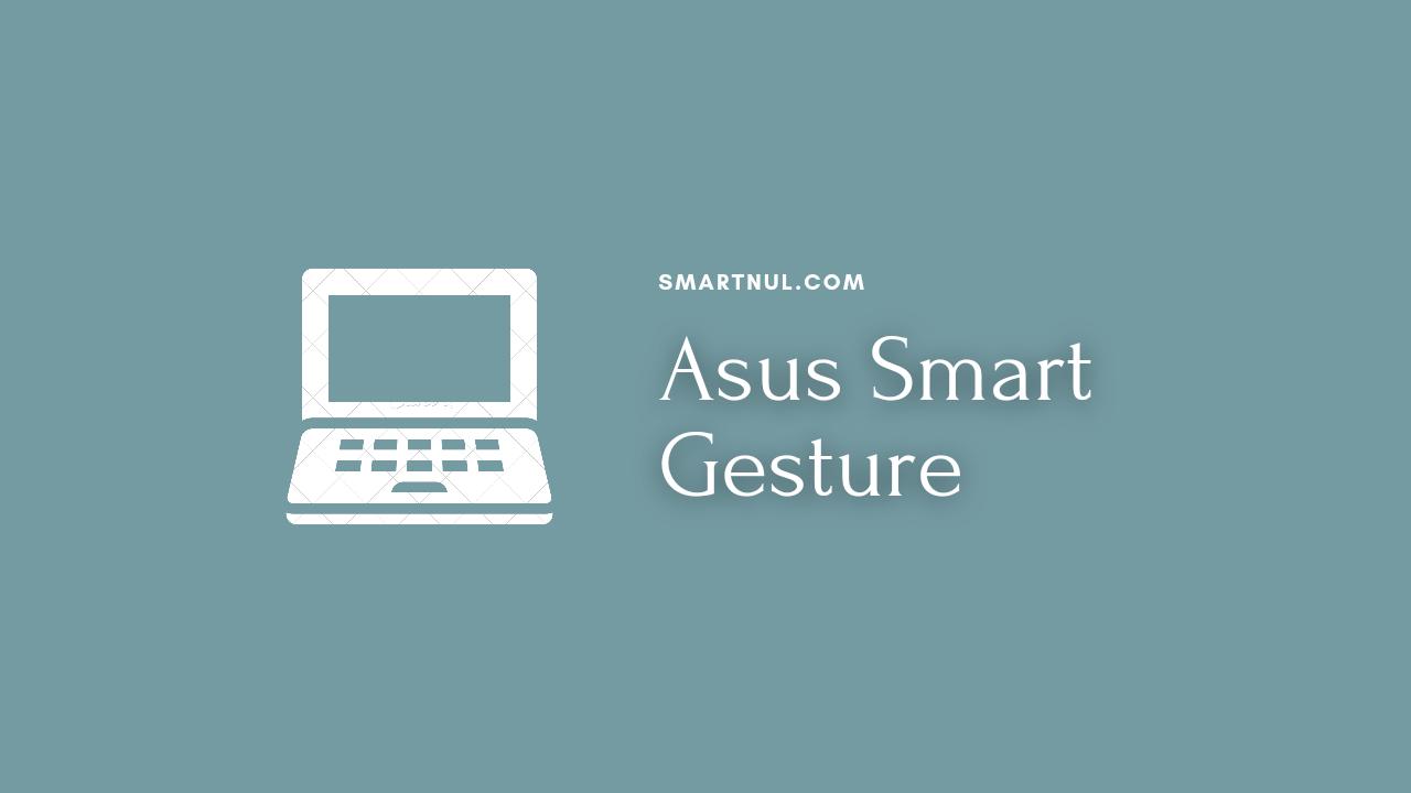 asus smart gesture download