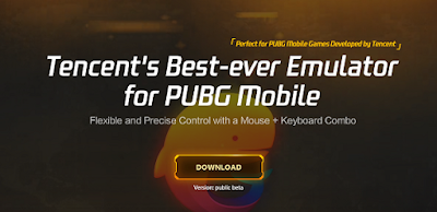 PUBG for MAC using tencent